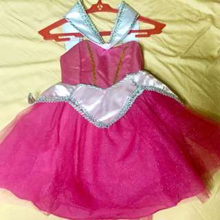 Princess Aurora Gown