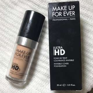 Make Up Forever ULTRA HD Foundation