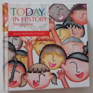Today In History SG40 Commemorative Book