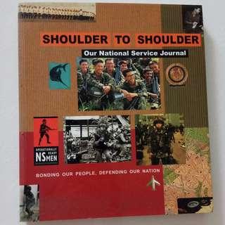 Shoulder to Shoulder - Our NS Journal NS35 Commemorative Book