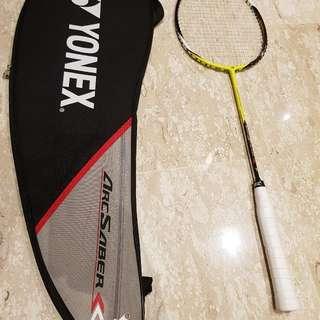 Yonex Arc saber Z slash badminton racket