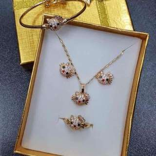 Set Of Jewelry For Kids