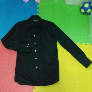 G2000 Black Label 長袖恤衫, 九成新,14-1/2,32