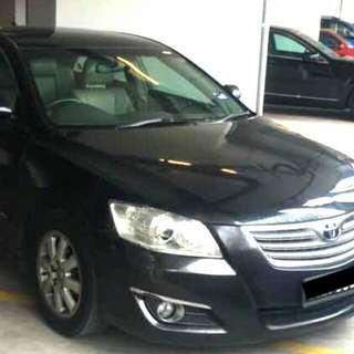 Toyota Camry 2. 0L (A) G-Spec Sambung Bayar / Car Continue Loan