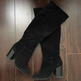 Vince Camuto Sabana Knew High Boots