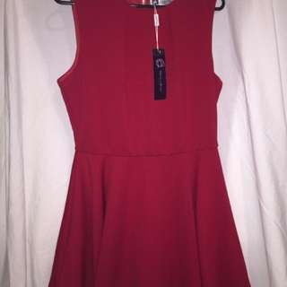 Red Dress (BNWT)