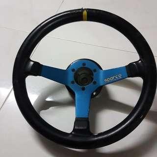 Sparco Original Steering Wheel