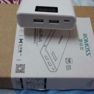 Romoss Powerbank 20000 Mah
