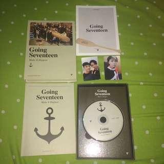 Seventeen 3rd Mini Album Going Seventeen