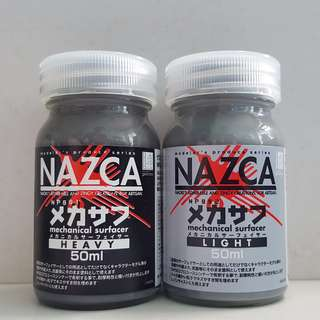 Gaianotes Nazca Mechanical Surfacer Heavy Light (50ml)