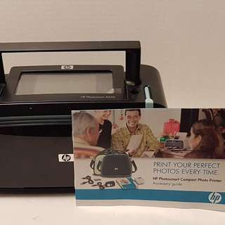 HP Photosmart A626 Compact Photo Printer