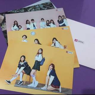 [WTS] TWICE SPRIS POSTCARDS