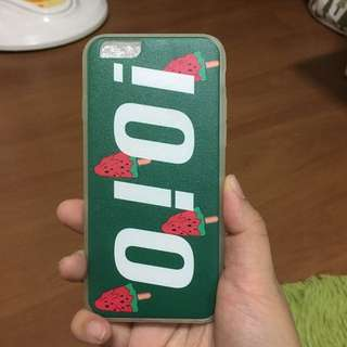 韓國0i0i 聯名 iPhone 6s 手機殼