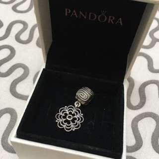 Pandora Silver Hanging Charm