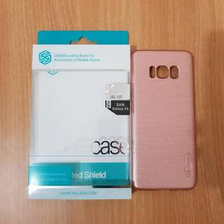 Nillkin Super Frosted S8 Case Rose Gold