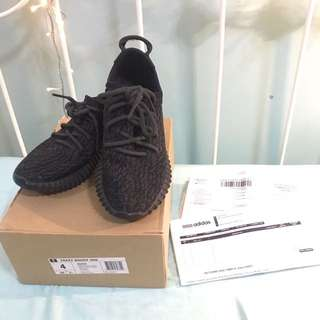 Yeezy Pirate Black