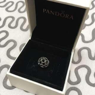 Pandora Openwork Silver Charm