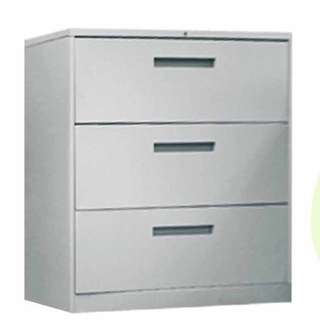 3 Layer Lateral Filing Cabinet