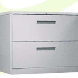 2 Layer Lateral Filing Cabinet