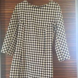 Zara Pattern Dress