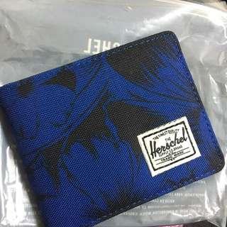 Herschel Wallet | JUNGLE BLUE