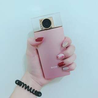 SONY香水機粉色