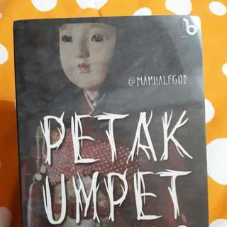 Novel Petak Umpet Minako
