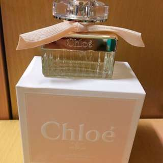Chloe 克羅埃 玫瑰之心女性淡香精30ml 正品