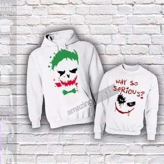 Joker Hoodie Jacket