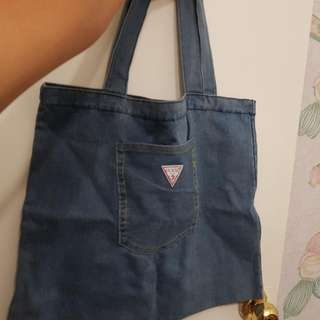 Guess Demin Bag