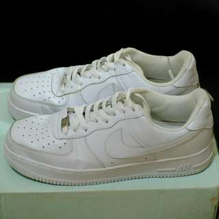 Nike Air Force One Low White Shoes