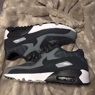 "*REDUCED* Air Max 90 Special Edition Leather ""Cool Grey - Wolf Grey"""