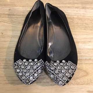 Gibi Jeweled Shoes