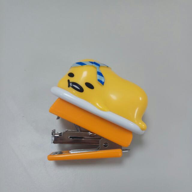 [二手]蛋黃哥訂書機#50元文具出清