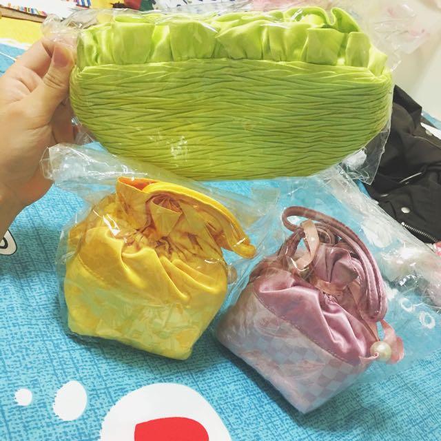 曼谷包 化妝包