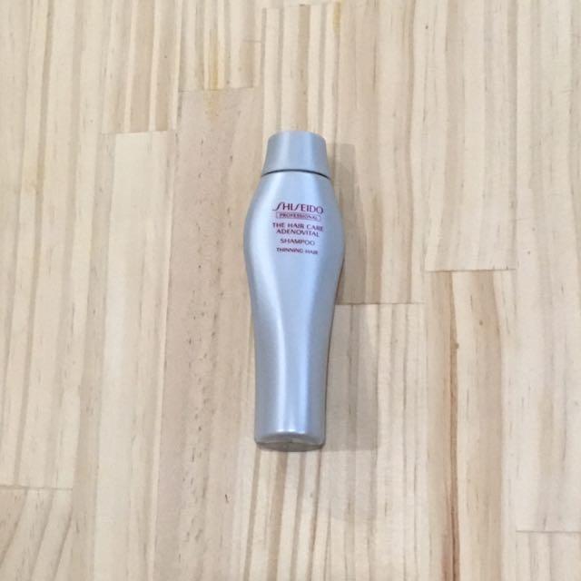 資生堂 甦活養髮洗髮乳 50ml