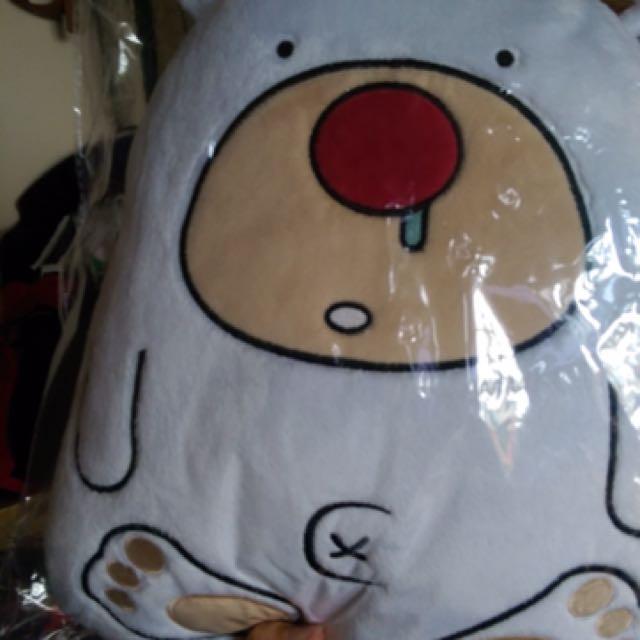 熊熊 收納 毯子 抱枕。#全部五折出清