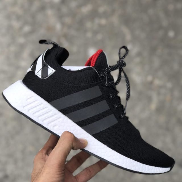 info for 7171a 47428 Adidas NMD R2 TOKYO, Men s Fashion, Footwear on Carousell