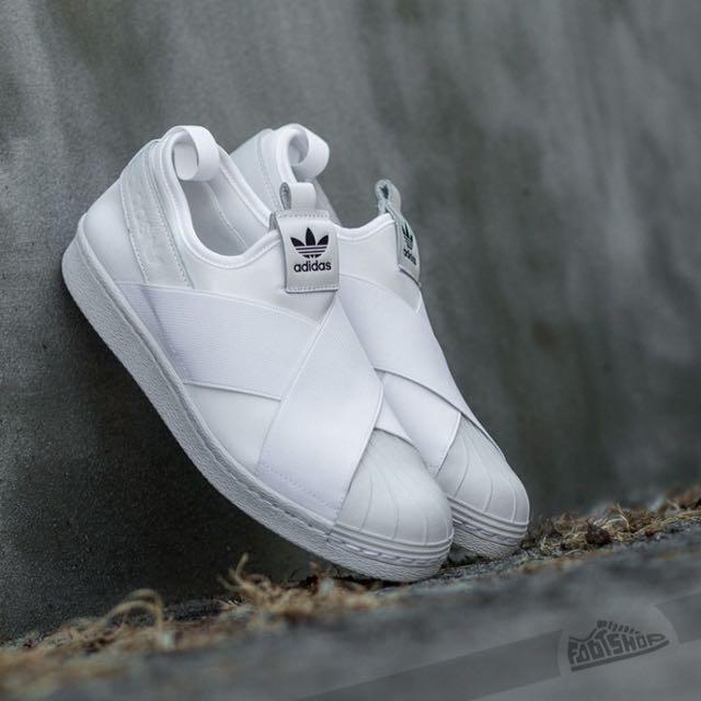 Shoes Lazy Slip Bandage Copy Ori Adidas Superstar HIEYDbe2W9