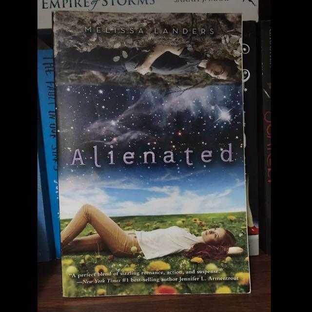 alienated by melissa landers free epub