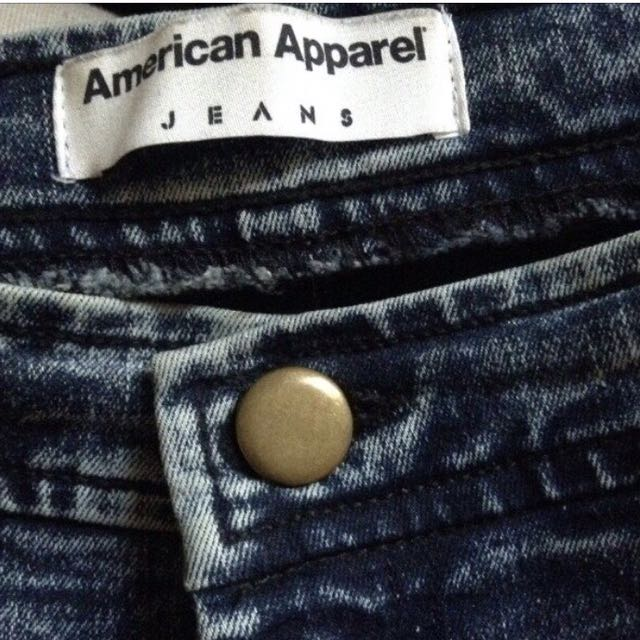 American Apparel Easy Jeans Size XL