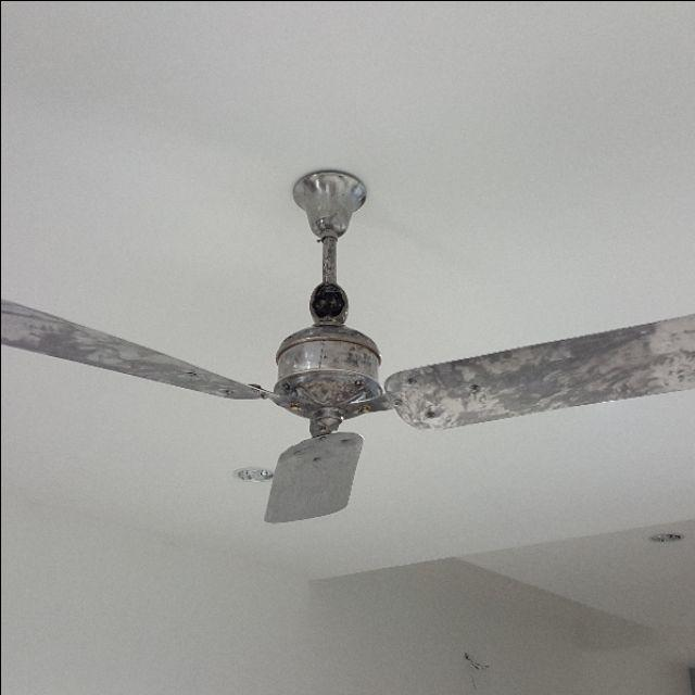 Antique Gec Malakand Ceiling Fan 1932 England Antiques Vintage Collectibles On Carou