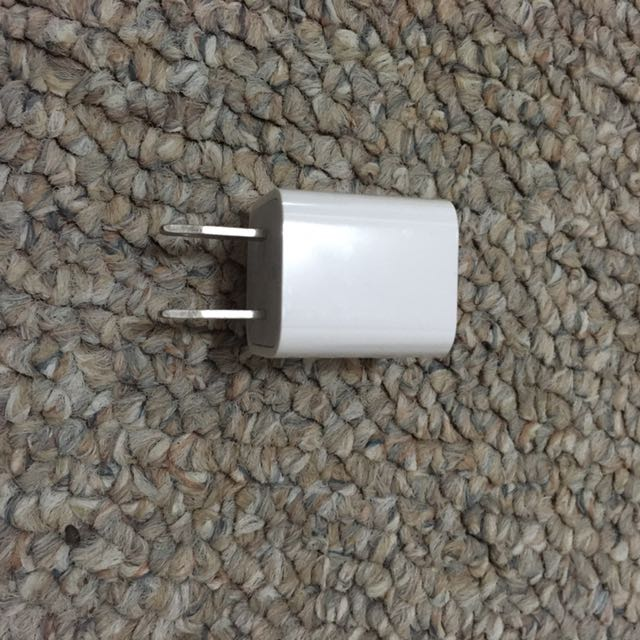 Apple USB Charger Wall Port Adapter 5W