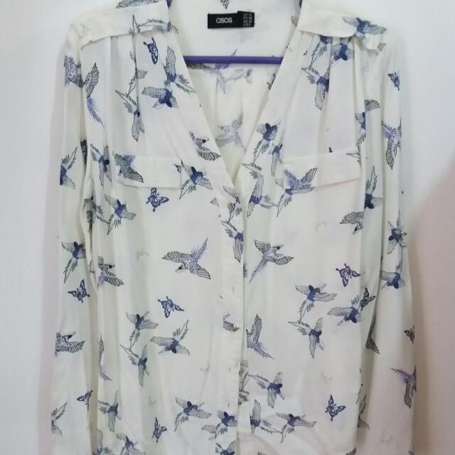 Repriced!!! Asos Blouse