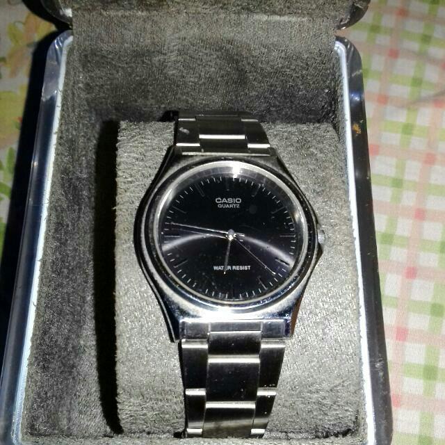 Lady CASIO Wristwatch - Free Shipping