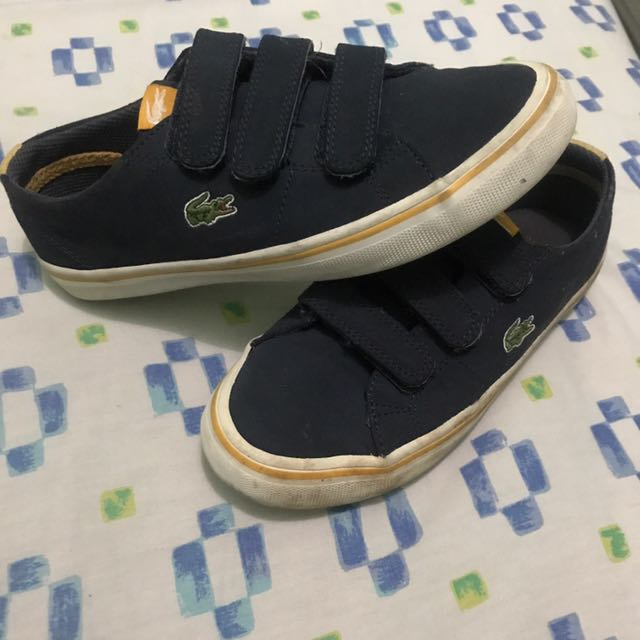 AUTHENTIC LACOSTE SNEAKERS