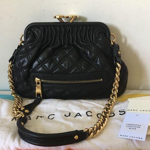 3361a3de96 Authentic Marc Jacobs Little Stam Bag, Women's Fashion, Bags ...