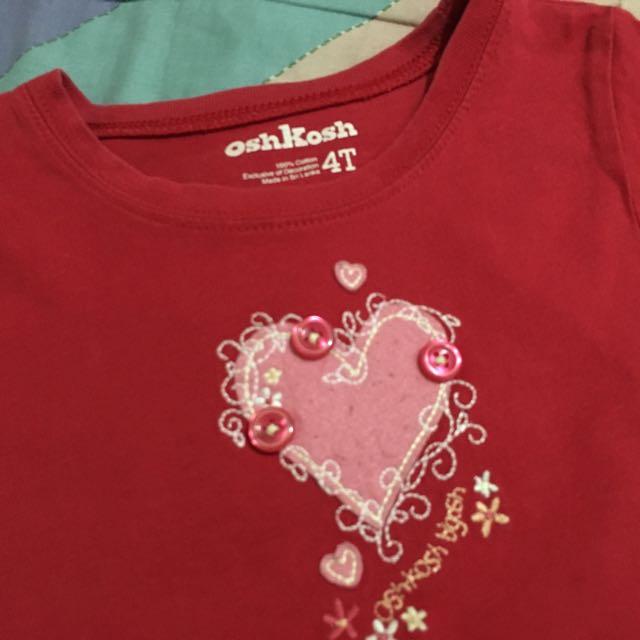 Authentic Osk Kosh Shirt
