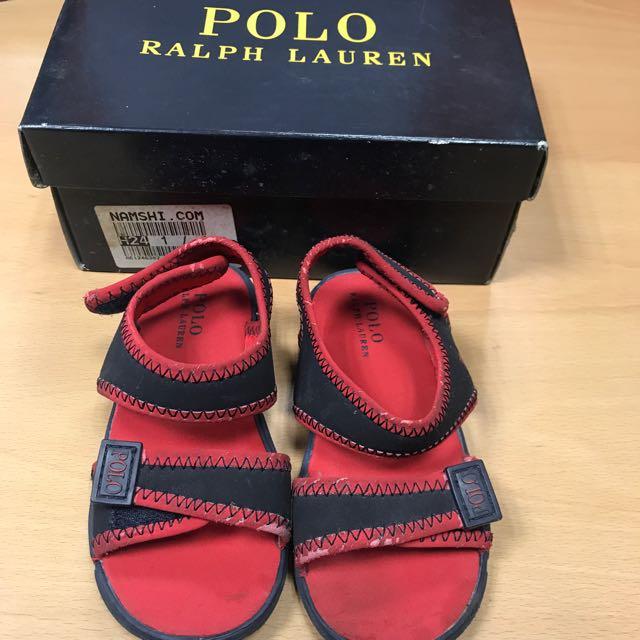 Authentic Polo Sandals