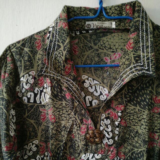 Baju Batik 1
